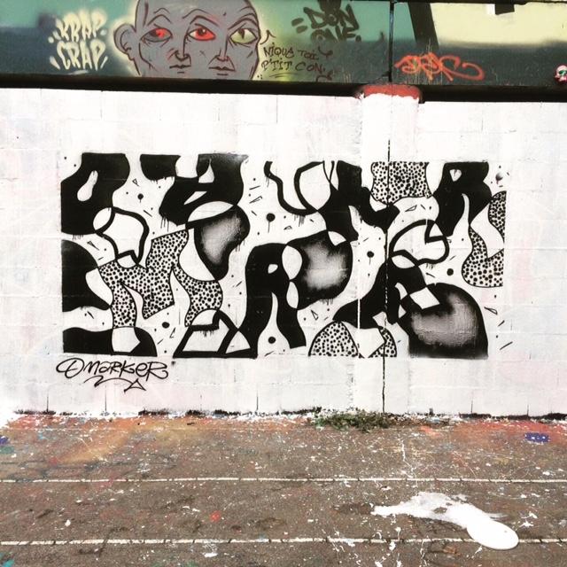 painting  - omarker, postgraffiti - omarker | ello