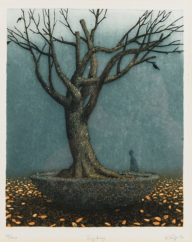 Esa Riippa Autumn, 1990 - fallingsakura   ello