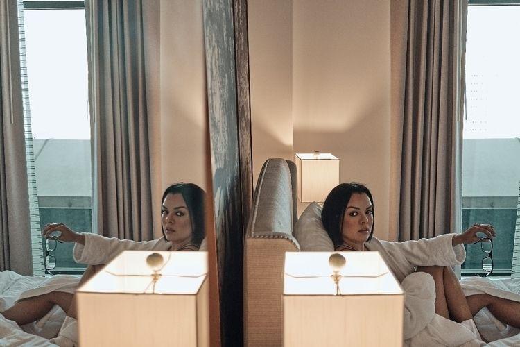 Reflections - Fashion, fashionphotography - opticaljournalist | ello