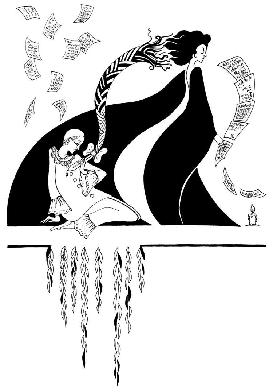illustration Gabriel Garcia Mar - leacmi | ello