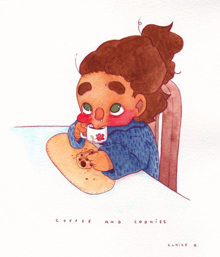 sick day - claireb | ello