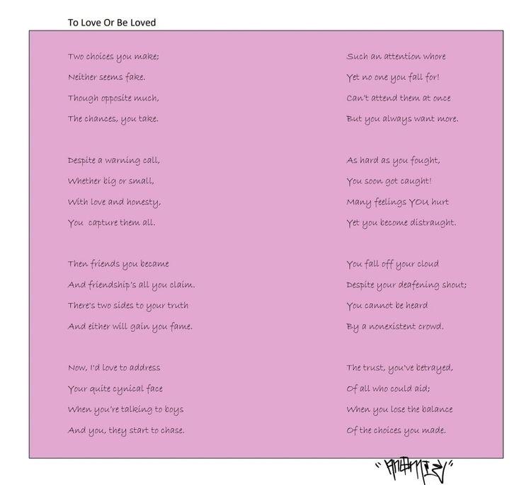 poetry, love, writtenword - grum_anomie | ello
