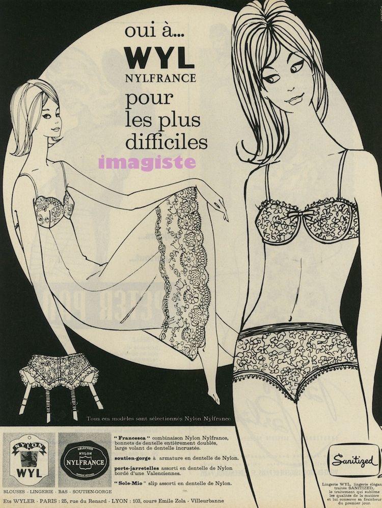 Original Vintage French Fashion - imagiste | ello