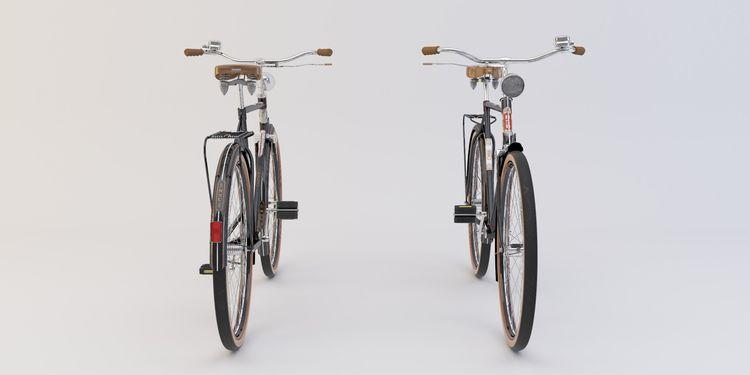 NSU Fahrrad 1930 - matwe   ello