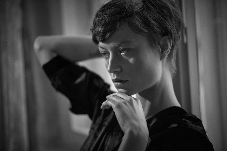 Maria - portrait, people, women#beautiful - thomasruppel | ello