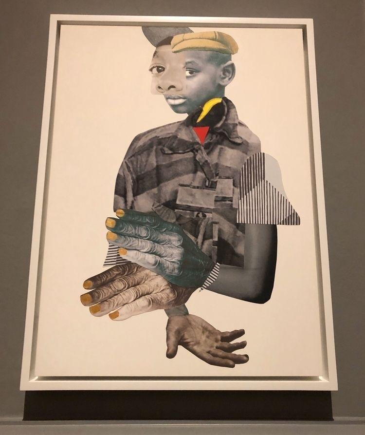 fantastic collage Deborah Rober - whatapageturner   ello