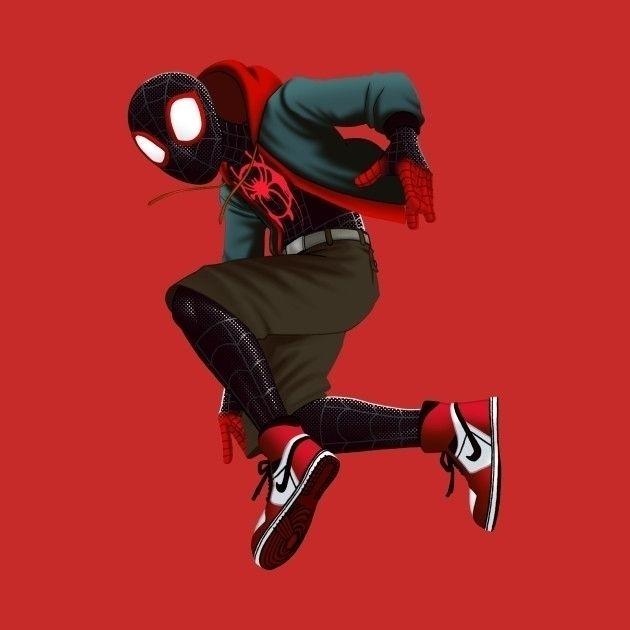 Spiderman Fly Jump - osmon | ello