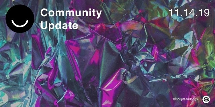 Community Update 11/14/2019 wee - elloblog | ello