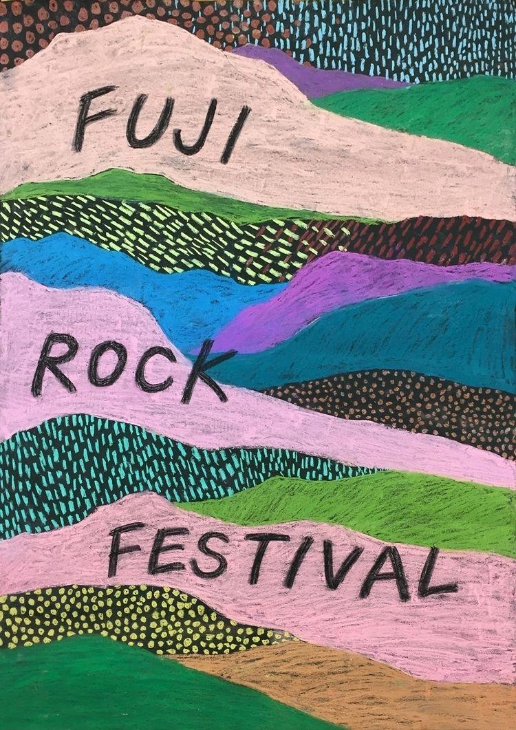 FUJI ROCK FESTIVAL フジロックフェスティバル - cynnn | ello