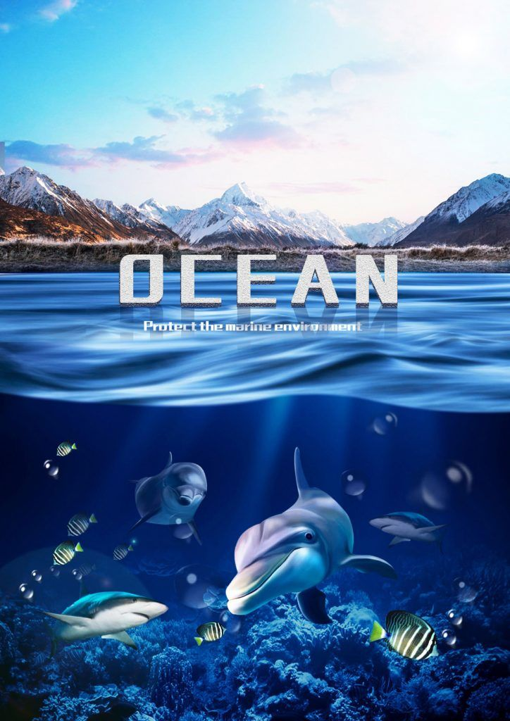 海洋環境の保全 海洋生態を守る 海洋は地球の表面積の71%を占 - oukai1985   ello