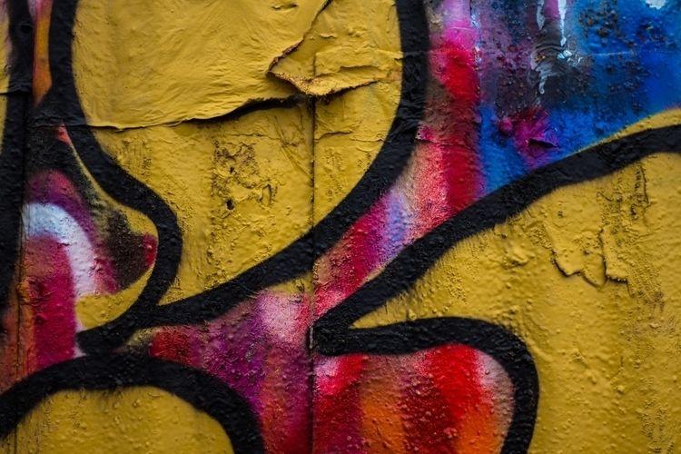 Graffiti Fabrication Yard, Dall - dangilman   ello
