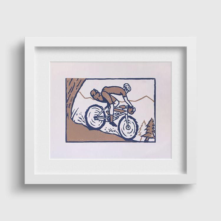 Bikepacker limited edition hand - justincline | ello