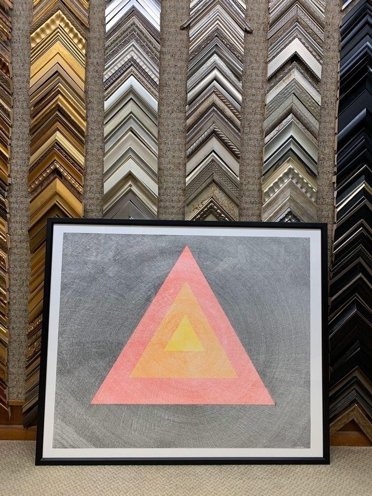 Art framed Main Frame Gallery M - obsolete_ape | ello