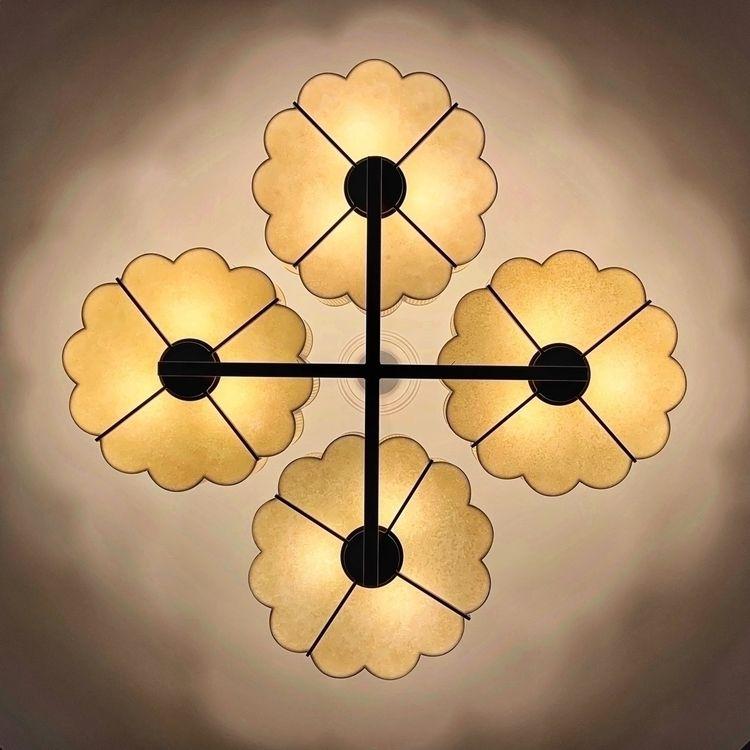 lustforlight, chandelier, symmetry - lustforlight | ello