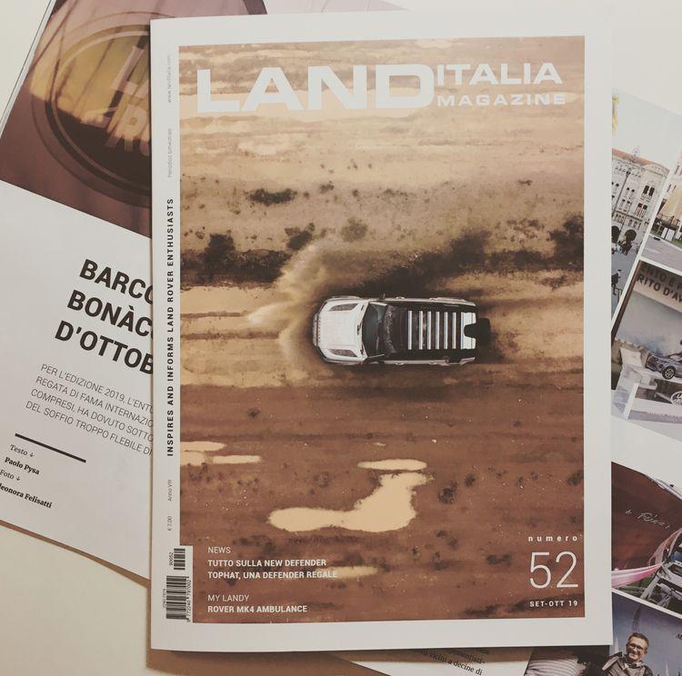 Graphic design Land Italia Maga - eleonorabook   ello