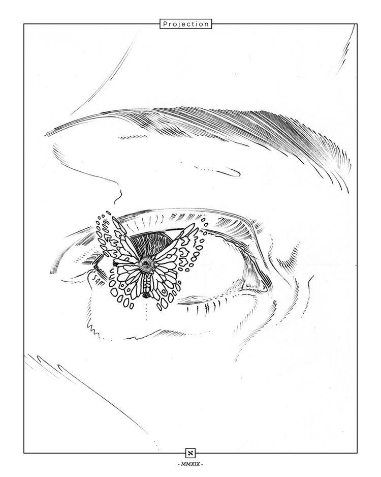 INKTOBER MMXIX illustrations of - samarias   ello