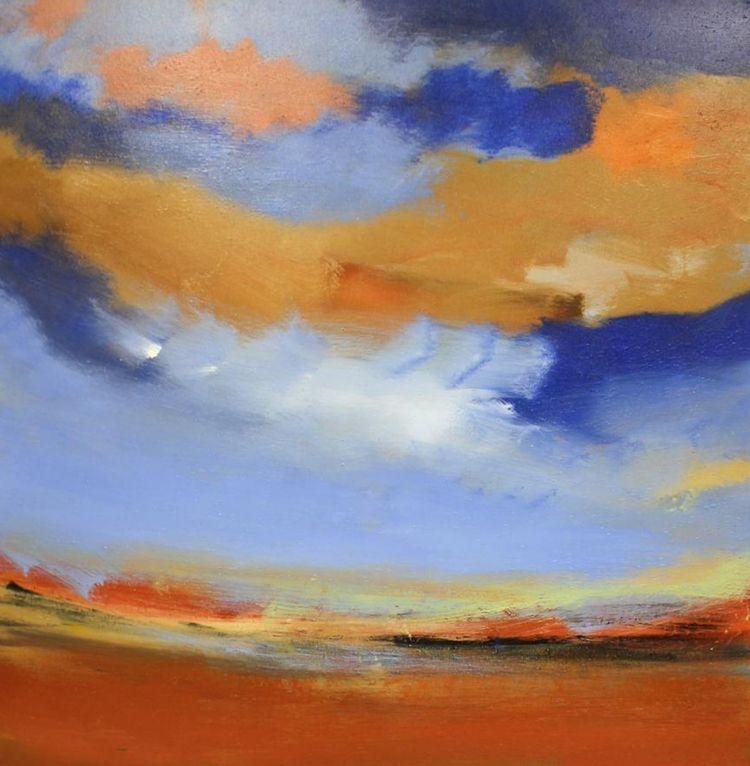 Luc Leestemaker - Painting Spac - expositionartblog | ello
