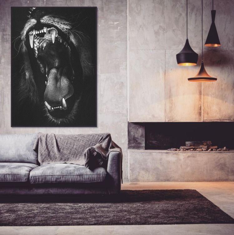 LION ROAR Artwork :balloon:5 Si - organisedxchaos   ello