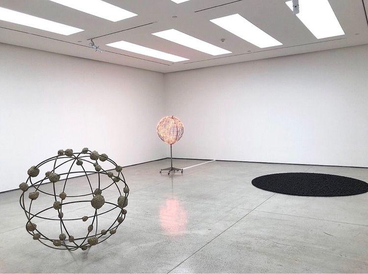 Remains Day - Mona Hatoum 'Hato - modern_art_world | ello
