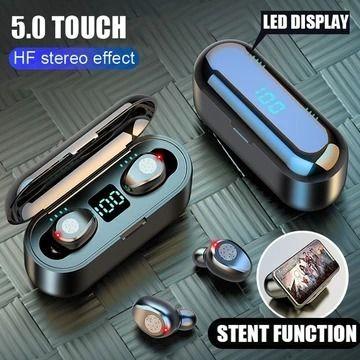 HA Bluetooth Earphone Wireless  - kbnmarts | ello