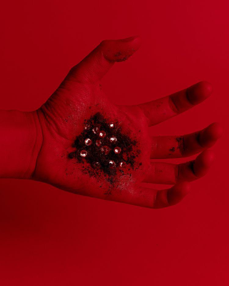 blood diamond / Day 224 Photo W - weiding22   ello