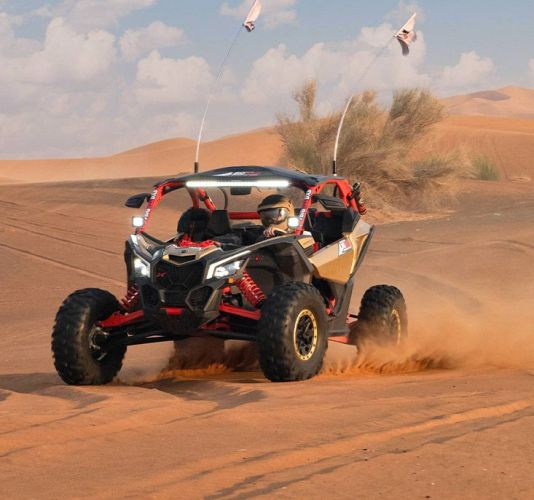 Dune Buggy Tours Dubai - Desert - elijahjones | ello