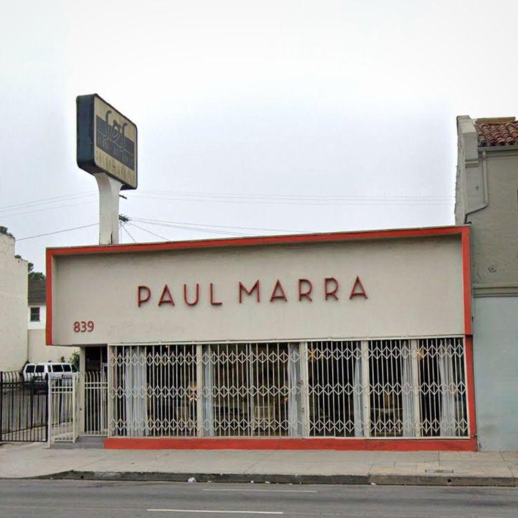Grilles / South La Brea Avenue - dispel | ello