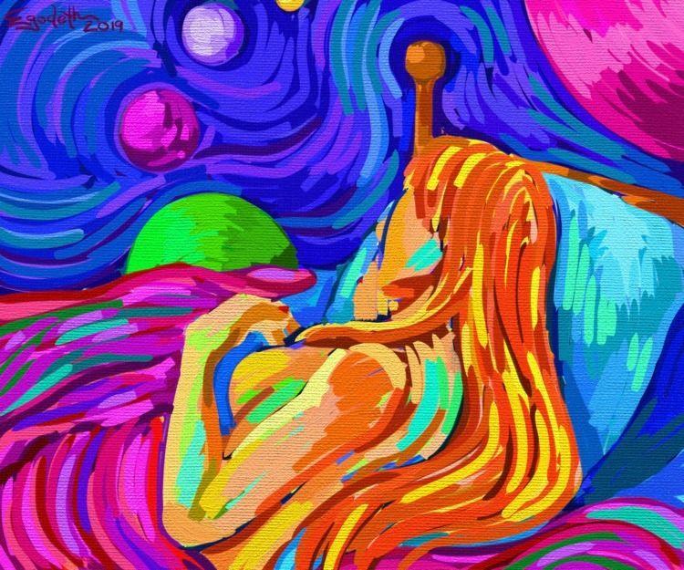 good dream - egodeth | ello