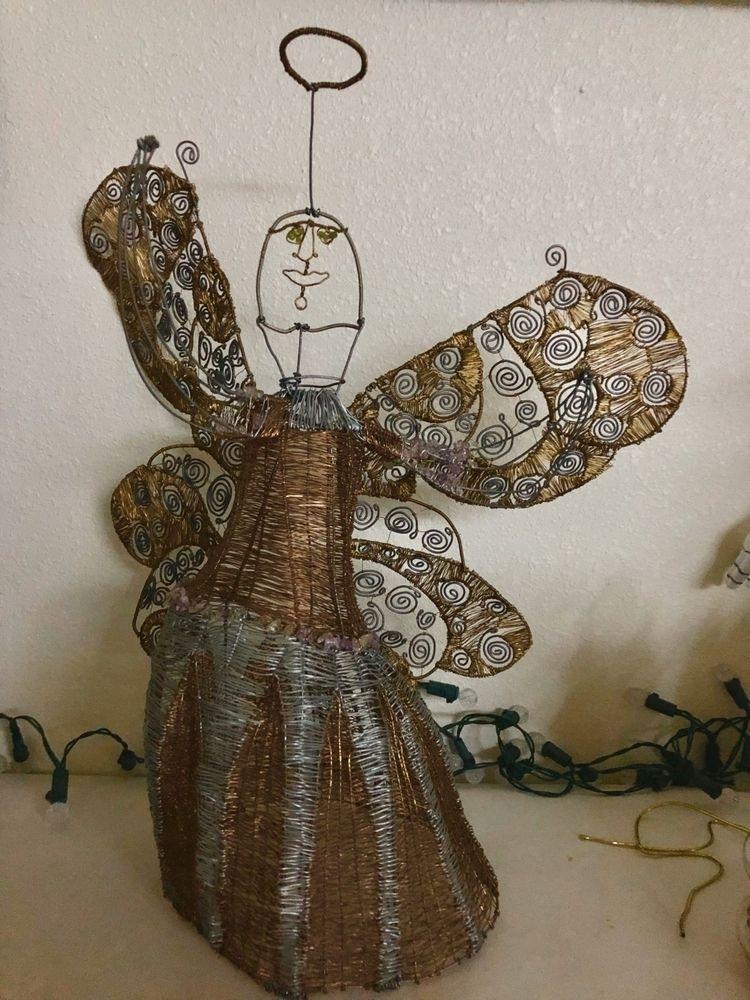 wire angel years gift. wishing  - whatapageturner   ello