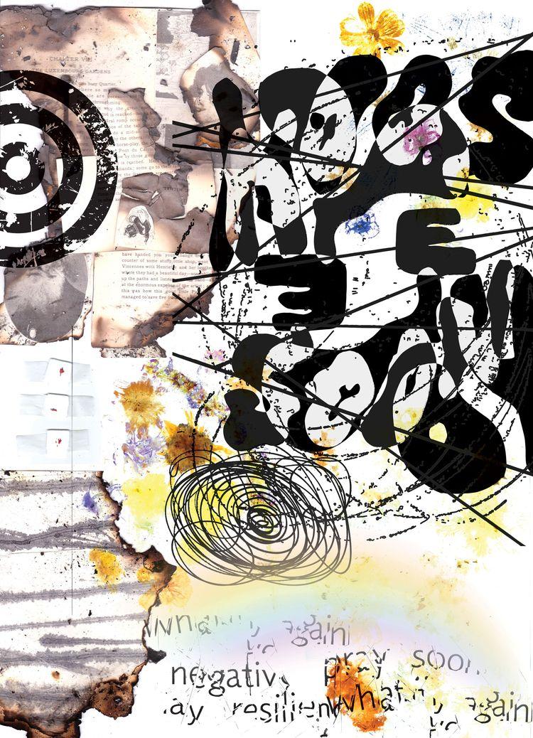 1/2 poster series designed inve - dannell | ello