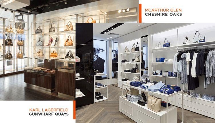 Luxury Retail Fit work find por - silvamangroup | ello