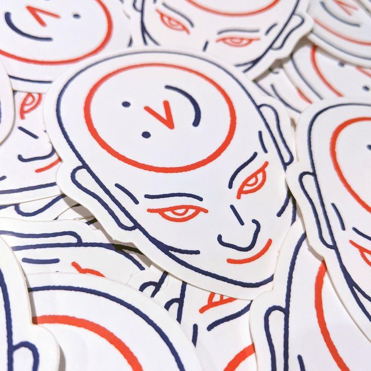 Stickers - frisoblankevoort | ello