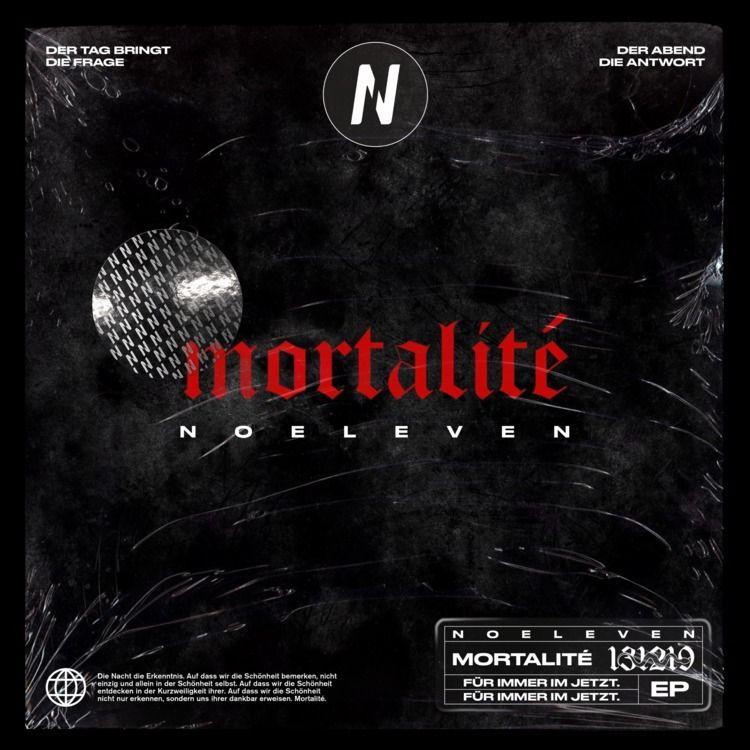 Cover art NOELEVEN ⟶ Mortalité  - meeduse | ello