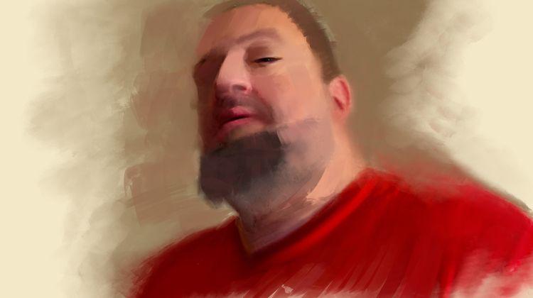 portrait - samuelcrowe | ello