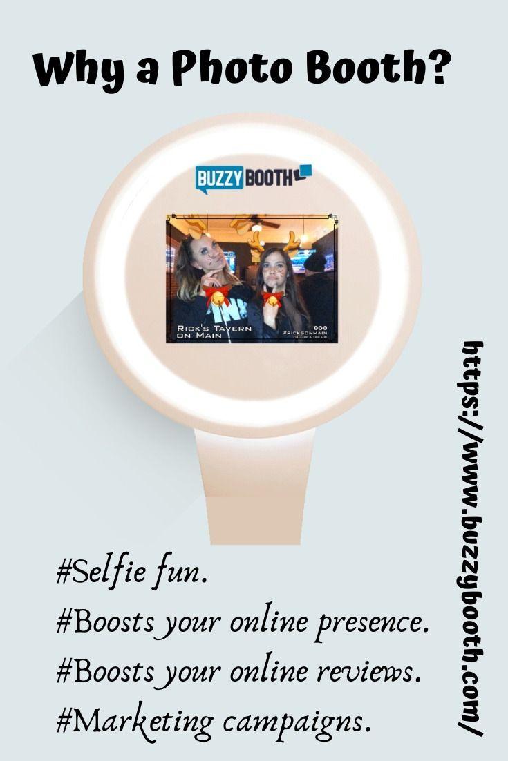 4-Reasons Photo Booth Dental Pr - buzzybooth-media | ello