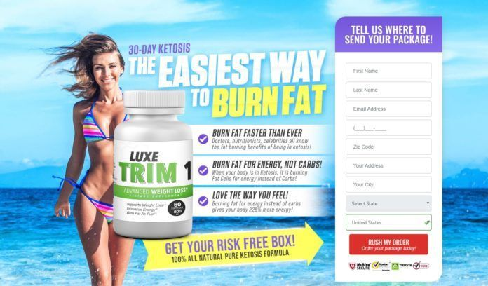 Luxe Trim Weight Loss Reviews:  - annieanderson   ello