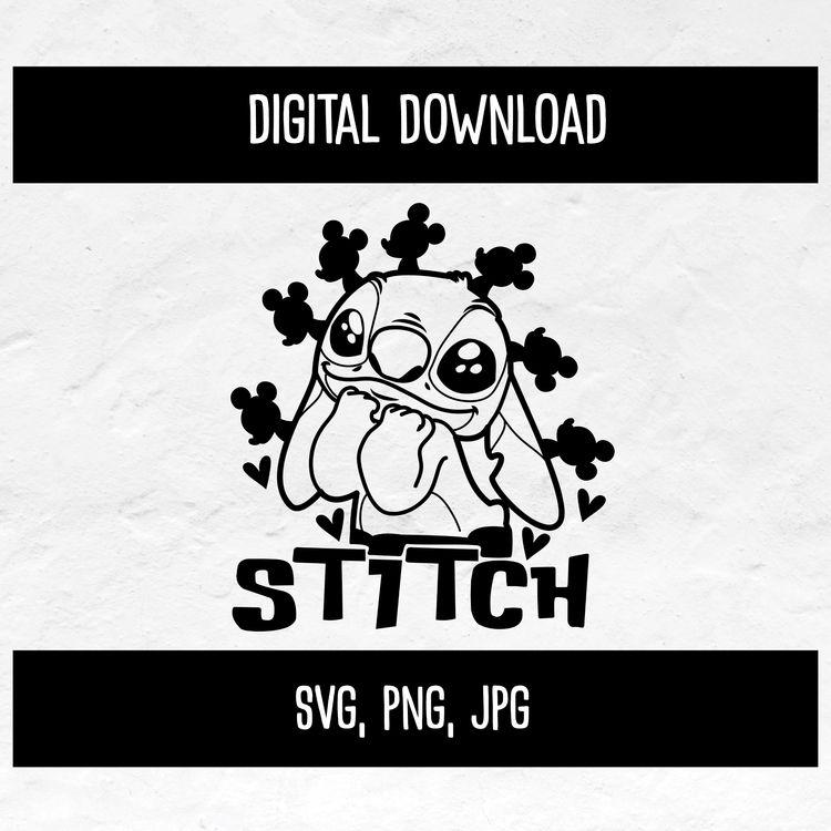 STITCH DESIGN - stitch, stitchsvg - annijajansone   ello