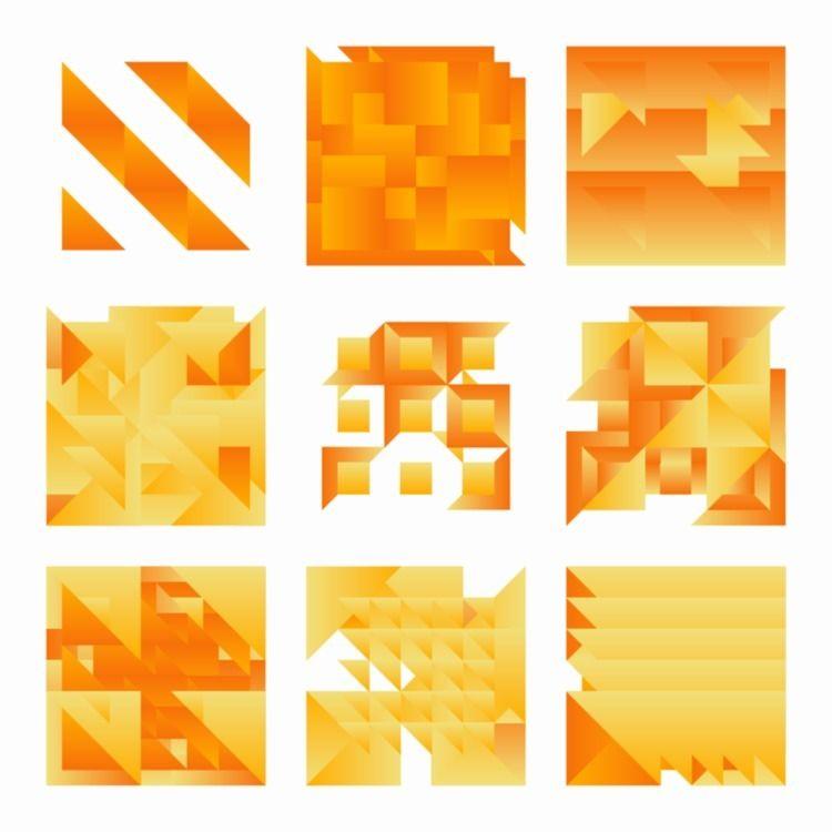 Geometric Shapes / 191226 - sasj | ello