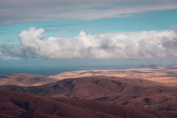 Chromed Dunes - fuerteventura, canarias - ilirtahiri | ello