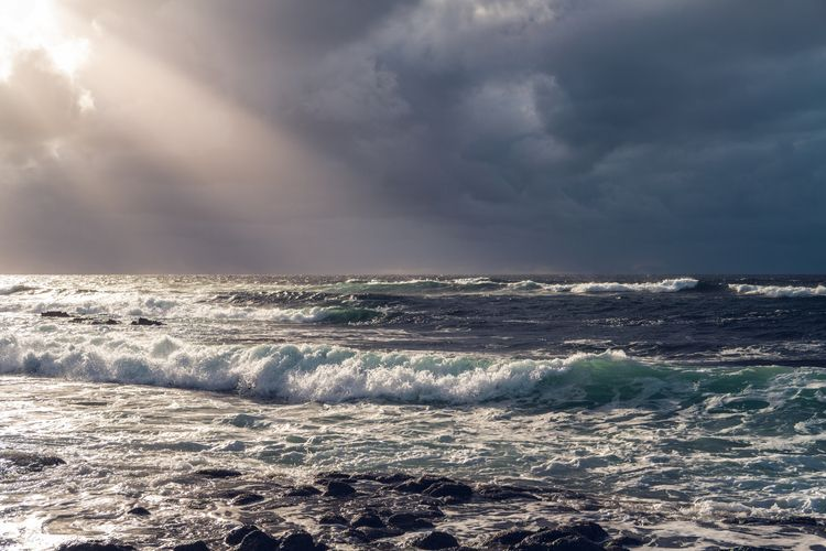 Sunstorm - fuerteventura, canarias - ilirtahiri | ello