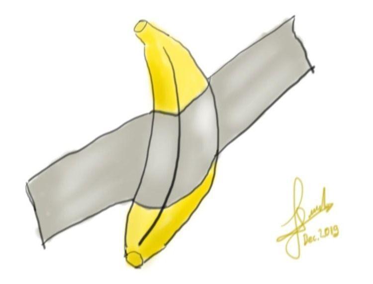 Repost: [+] blog post banana Wo - ferdiz | ello
