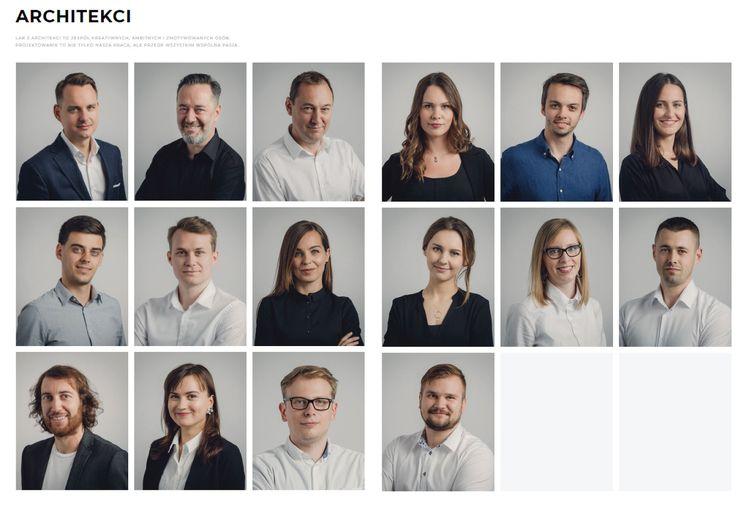 architects Poland portraits - kubakepinski | ello