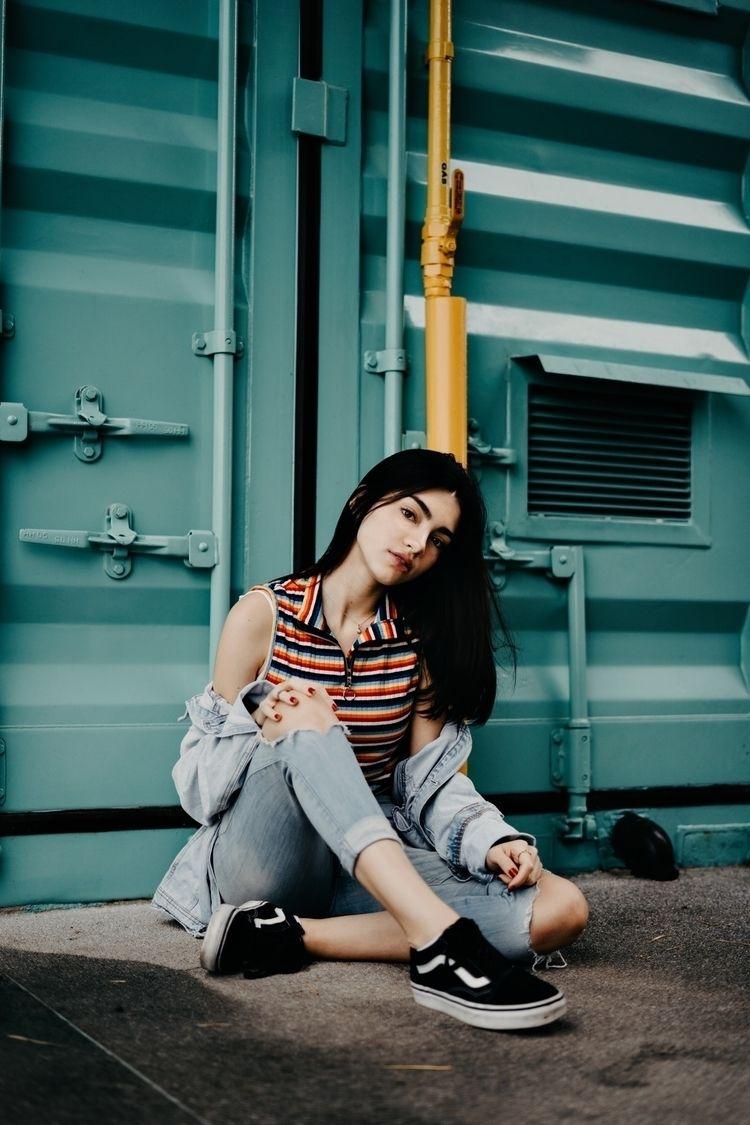 Modelo: Carol Fotografo: Nathan - phnathanmsiao | ello