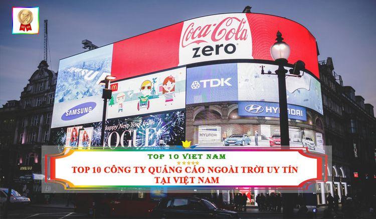 Dịch vụ quảng cáo ngoài trời tạ - top10vietnam | ello