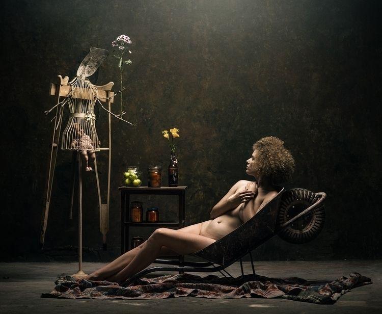 """""""Annunciation"""" – Photographer/C - darkbeautymag   ello"""