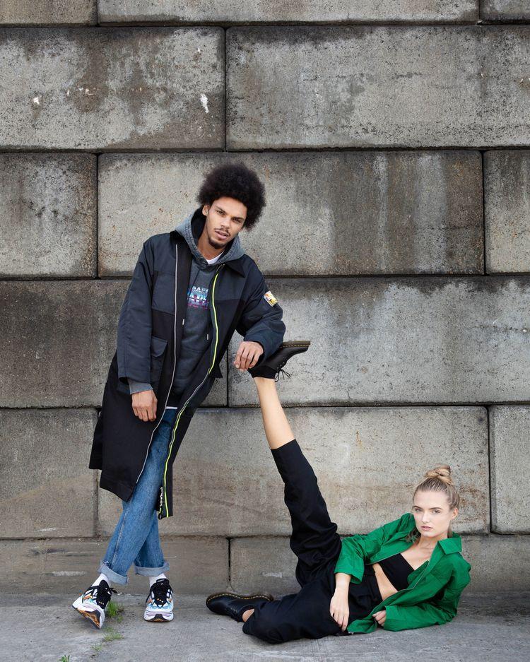 Facebook Instagram - portrait, fashion - tysjeseverens | ello