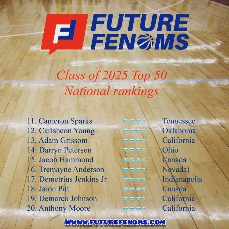 Future Fenoms class 2025 Rankin - futurefenoms   ello