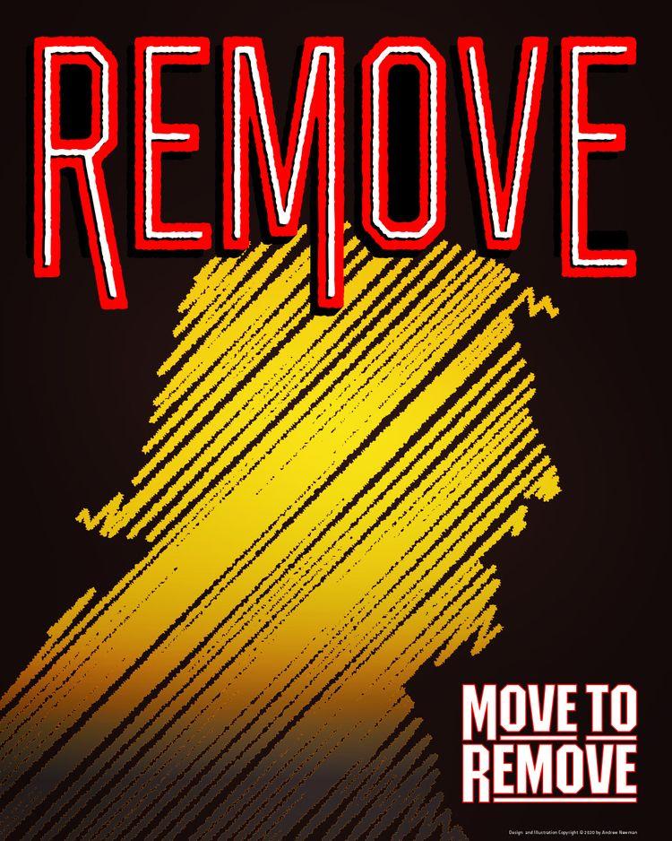 Remove Trump - removetrump, removetrumpnow - andrew_newman | ello