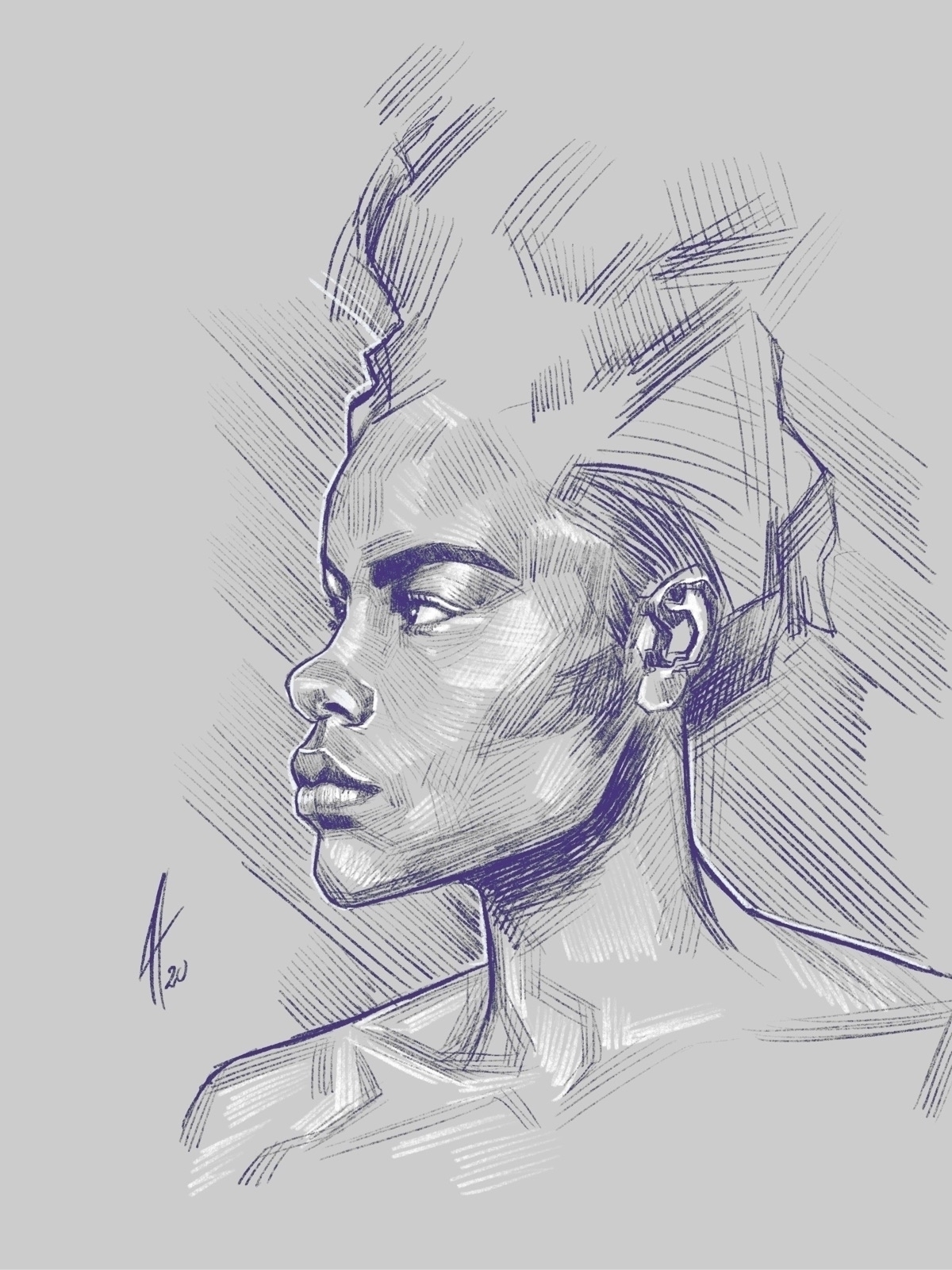drawing Year. create complete w - jhherrera   ello