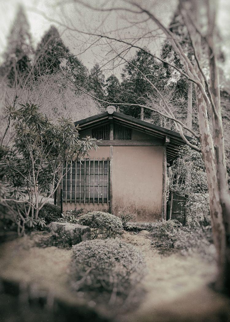 Teahouse, Sanzenin - photography - brenthirak | ello